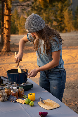 Camp Cooking Ideas