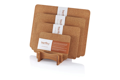 Bambu Home - Blog - Cork cutting boards made by Bambu