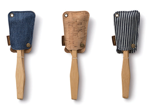 green products bamboo travel utensils