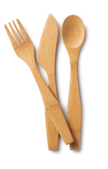 Eco friendly gift like bamboo utensils