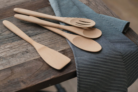 Plastic free cookware