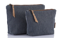 organic cotton fabric travel cases