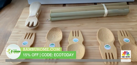 bambu products featured on NBC Today Show
