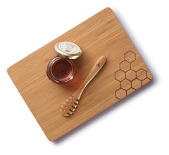 bambu's honeycomb cutting board