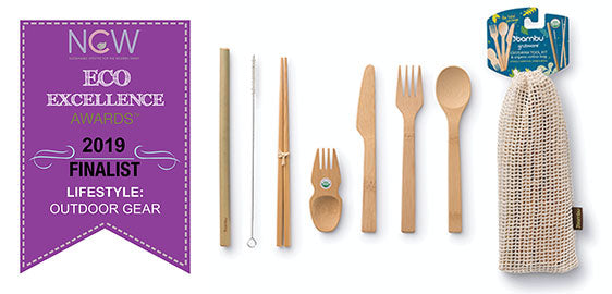 Eat Drink Zero Waste Bamboo Kit