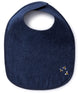 Soft Hemp Denim Baby Bib