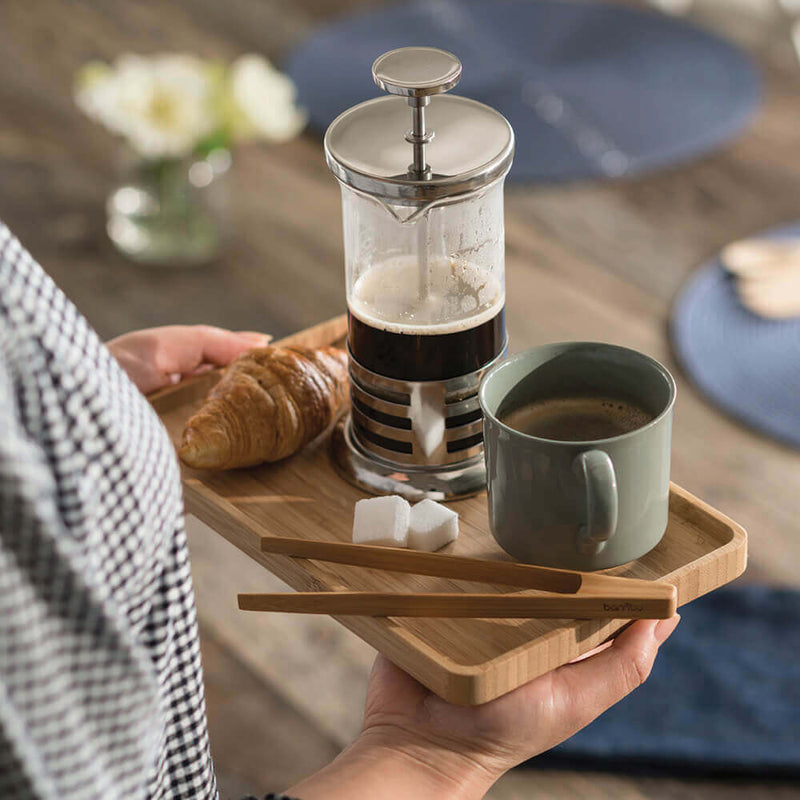 Serving Tray, Rectangle - bambu