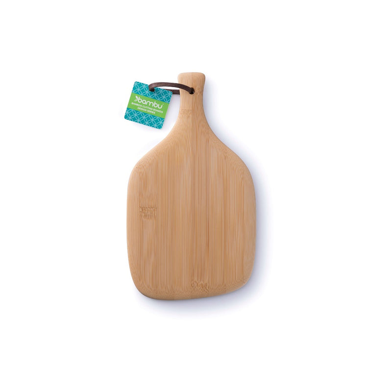 Mini Artisan Cutting & Serving Board - bambu