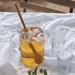 Tasting Spoon in iced tea