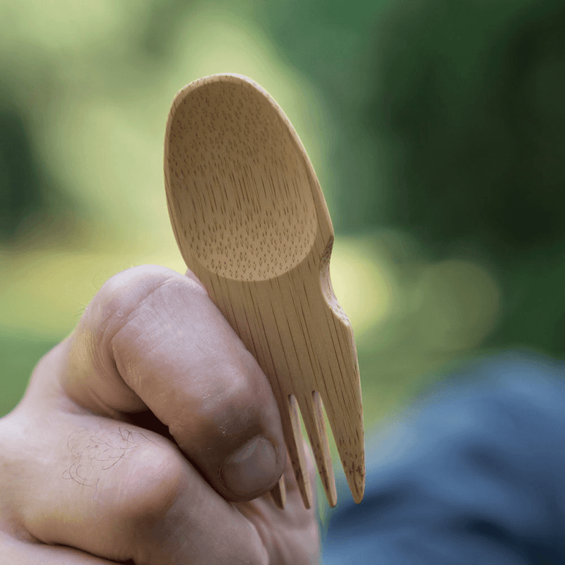 Bamboo Sporks (Set of 4)