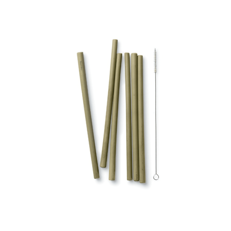 Reusable Bamboo Straws - bambu