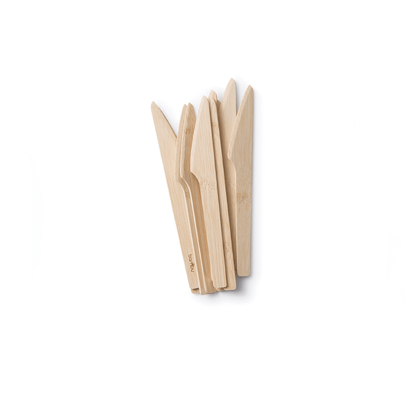 Veneerware® Bamboo Knives, Bulk Case