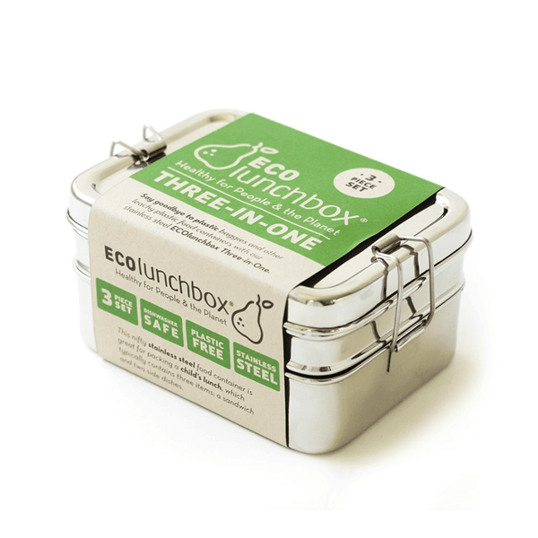 Eco Lunchbox Three-in-One Classic