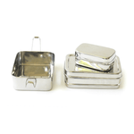Eco Lunchbox Three-in-One Classic 3 separate pieces
