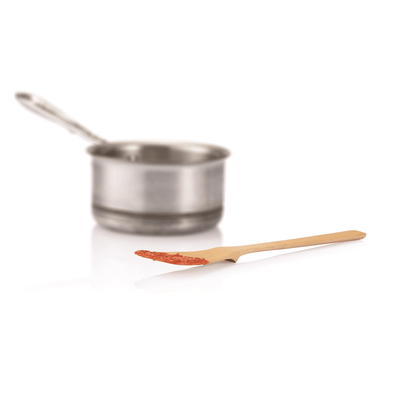 'Give It a Rest' Spatula keeps sauce of your counter