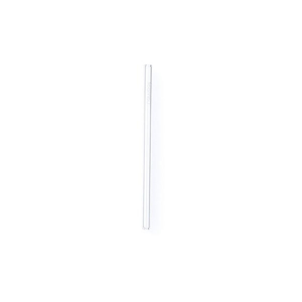 8 inch high grade reusable glass straw