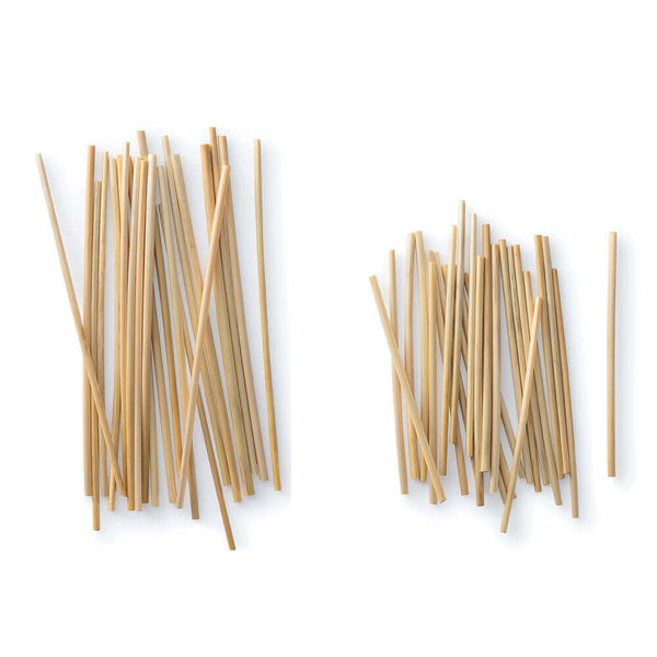 Straw Straws by bambu®