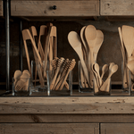 Large Tongs and other bamboo utensils