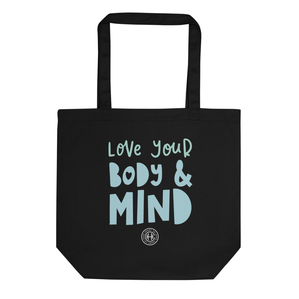 love your body & mind tote