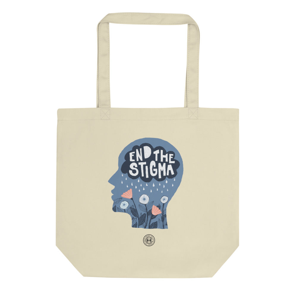 end the stigma tote