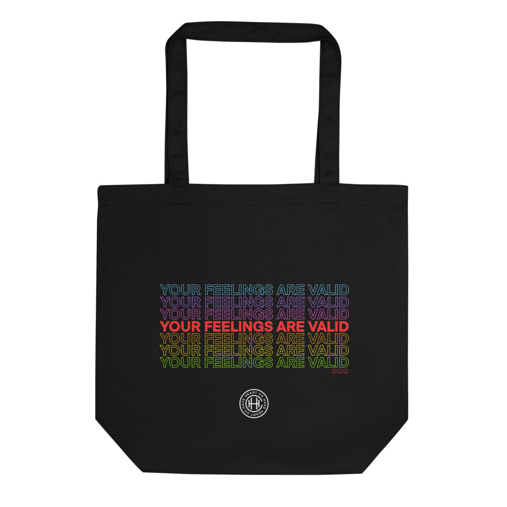 your feelings are valid tote