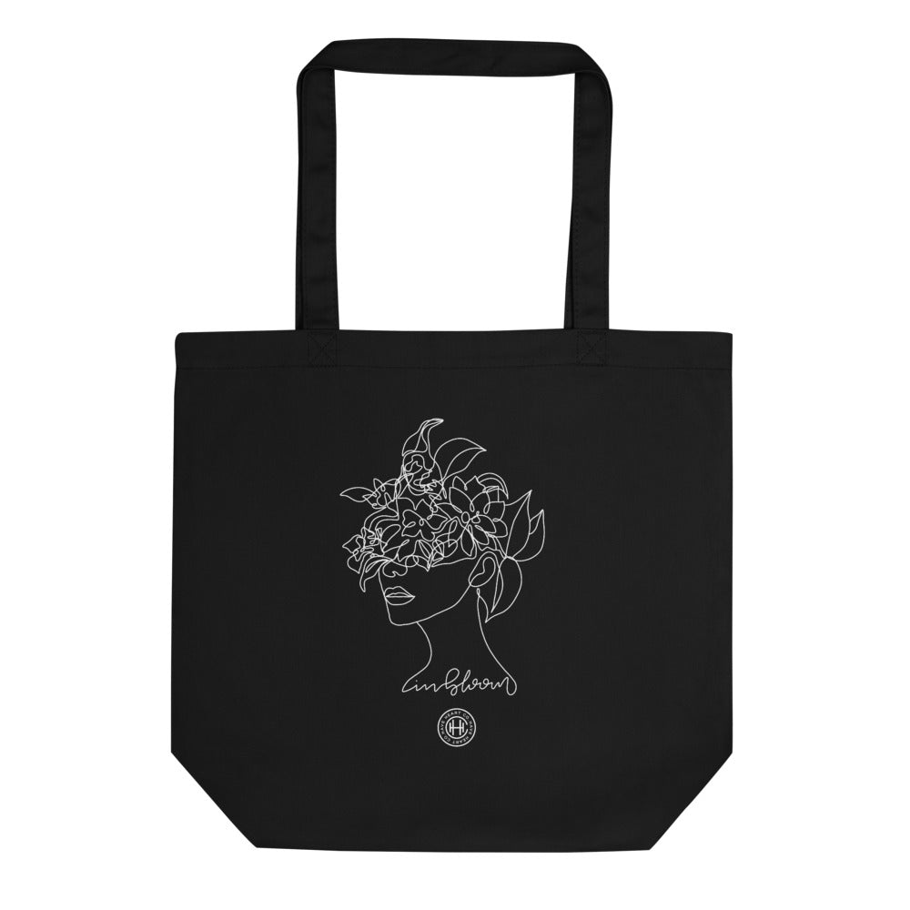 in bloom tote