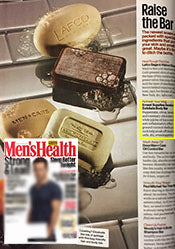 Ernest Supplies Mens Health Magazine