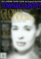 Town & Country Magazine Ernest Supplies Gloria Vanderbilt