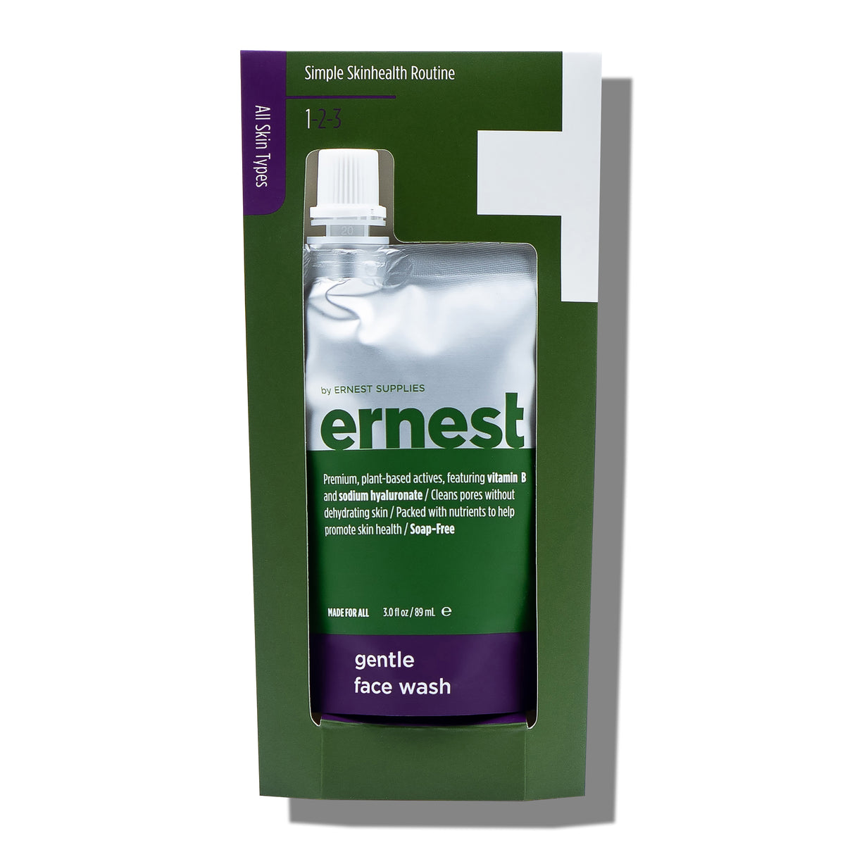 Gentle Face Wash - TechPouch - 89mL