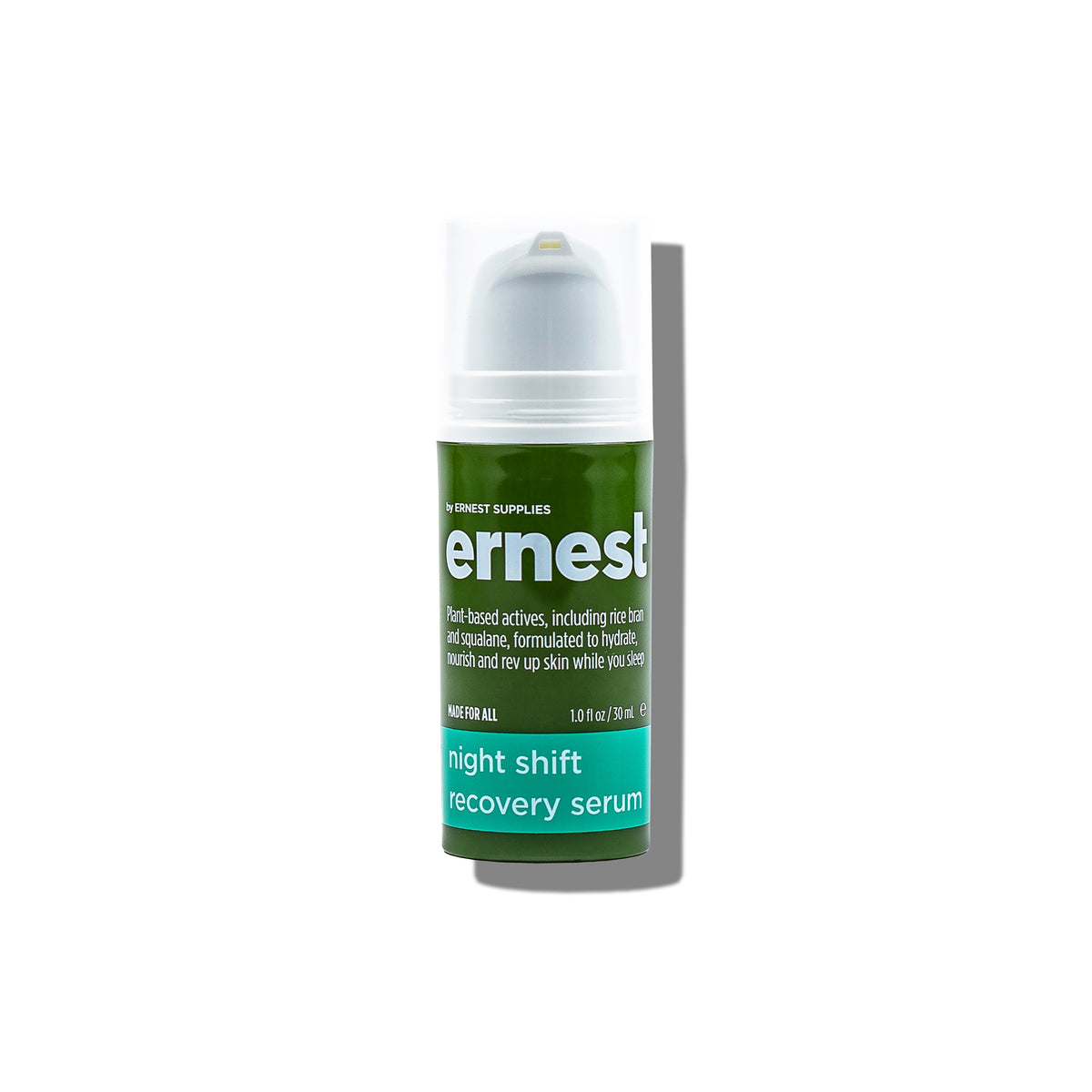 Night Shift Recovery Serum - Airless Bottle - 30mL