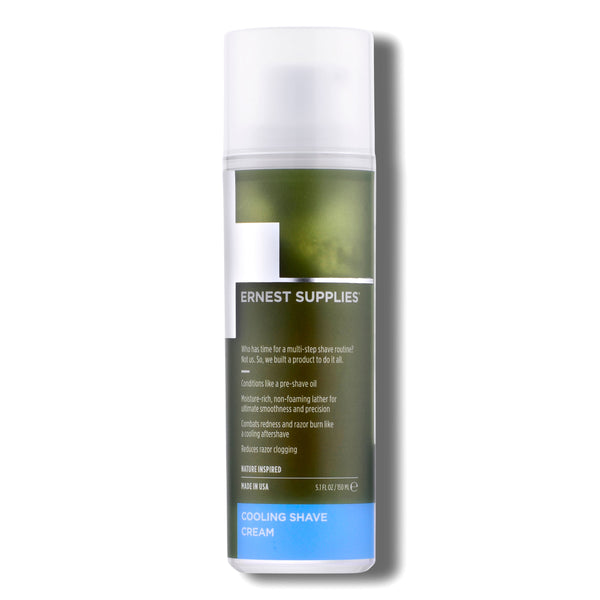 Cooling Shave Cream (150mL)