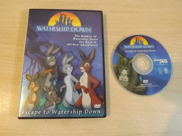 DVD Movie Watership Down Childrens DVD Movie