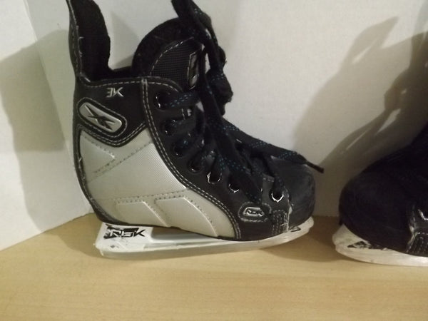 Hockey Skates Child Size 12 Shoe Size RBK Reebok