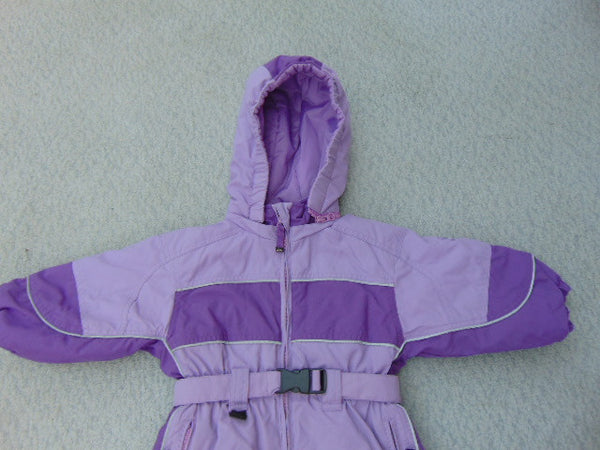 Snowsuit Child Size 24 month Purple The Children's Place 1 pc
