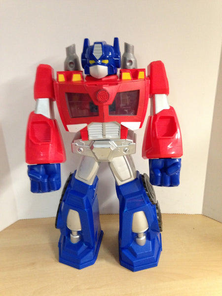 "24"" Huge Transformers Optimus Prime As New RARE"