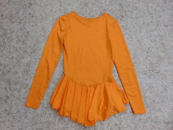 Ballet Dance Figure Skating Dress Ladies Size Small