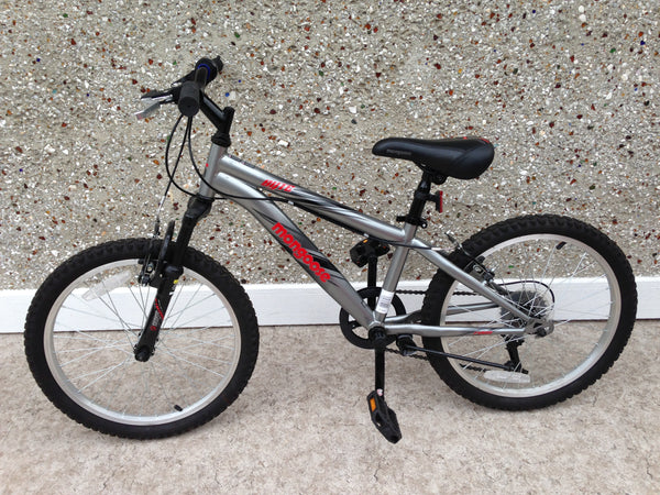 Bike Child 20 inch Mongoose 7 Speed As New Mint Condition