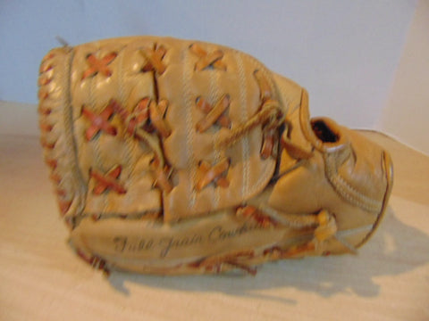 Baseball Glove Child Size 11 inch Youth Leather Fits on RIGHT Hand