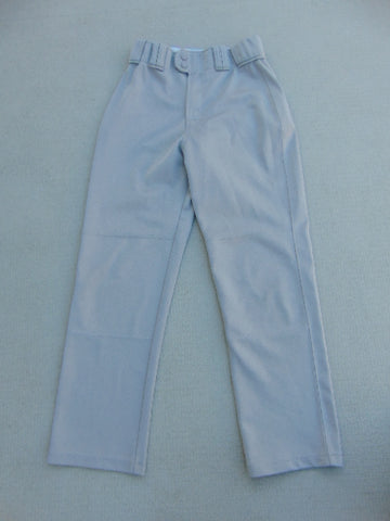 Baseball Pants Adult Size Small Wilson Grey