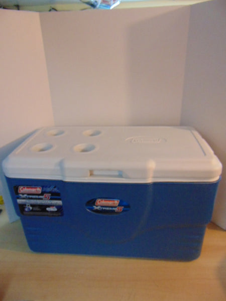 Camping Adventures Cooler Coleman Extreme 5 Excellent Condition