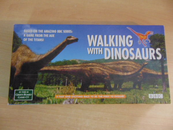 Y Game Dinosaurs Walking With The Dinosaurs Children's Educational Game Complete From BBC