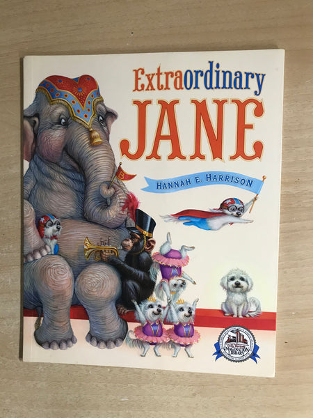 Dolly Parton Extraordinary Jane Soft Cover Book Excellent