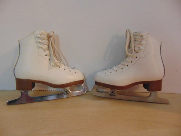 Figure Skates Child Size 10 Jackson Mystique Leather
