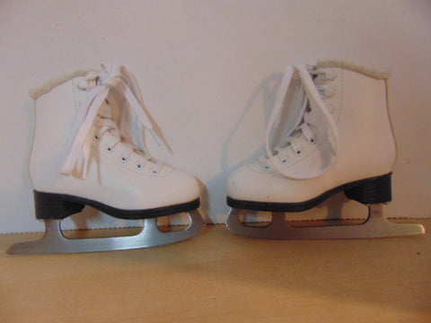 Figure Skates Child Size 10 Toddler Jackson Cameo New Demo Model