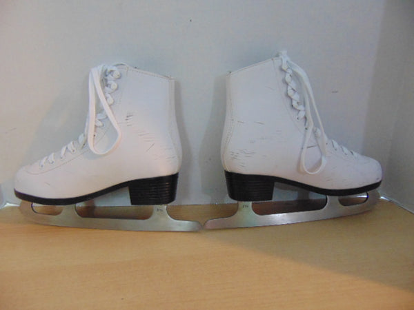 Figure Skates Child Size 3 PTX Some Marks