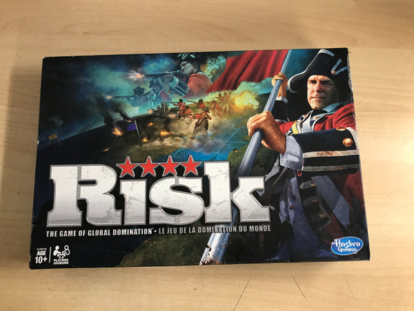 Game Risk Global Domination As NEW Complete