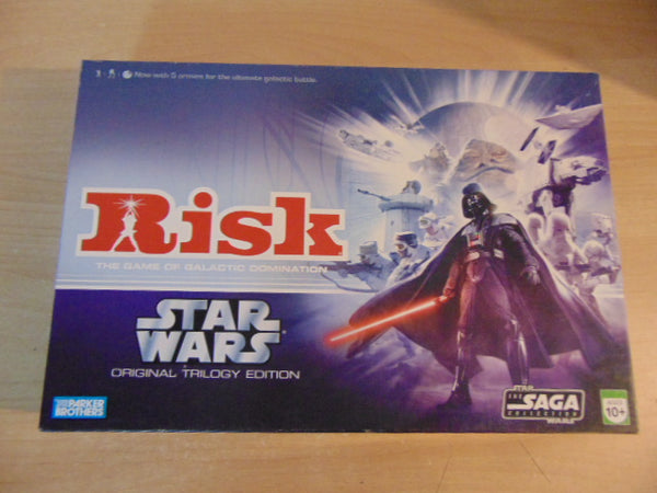 Y Game Risk Star Wars Edition 2006 Complete As New
