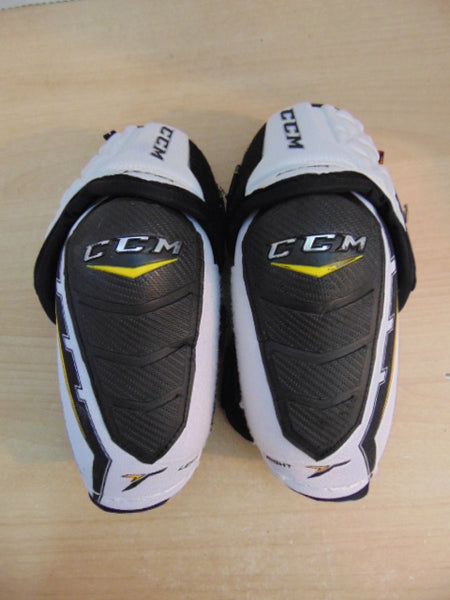 Hockey Elbow Pads Men's Size Small CCM Super Tacks D30 Retail 149.00 NEW DEMO MODEL