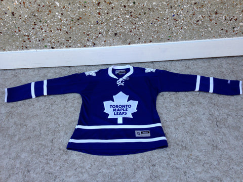 Hockey Jersey Ladies Size Small Reebok Toronto Maple Leafs New Demo Model