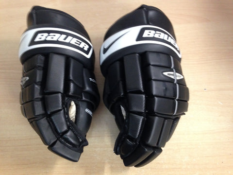 Hockey Gloves Men's Size 15 inch Bauer Nike 1000 Pro Armour As New Outstanding